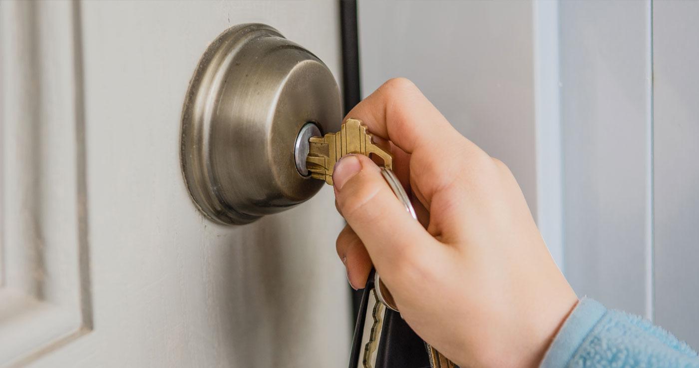 Η ιστορία του κλειδιού και της κλειδαριάς